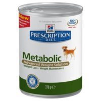 Prescription Diet Canine Metabolic Advanced Weight Solution és Mini konzerv