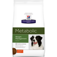 Prescription Diet Canine Metabolic+Mobility száraztáp