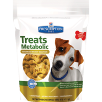 Prescription Diet Canine Metabolic Advanced Weight Solution és Mini Treats