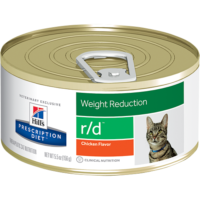 Prescription Diet Feline r/d konzerv
