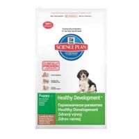 Science Plan Canine Puppy Healthy Development Lamb & Rice száraztáp